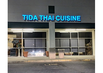 Newport News thai restaurant Tida Thai Cuisine