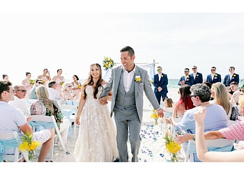 St Petersburg wedding planner Tide the Knot Beach Weddings