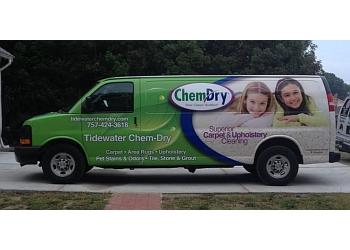 Chesapeake carpet cleaner Tidewater Chem-Dry