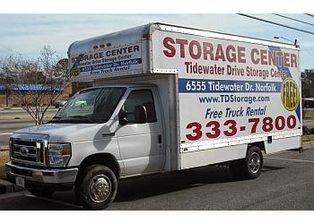 Norfolk storage unit Tidewater Drive Storage Center