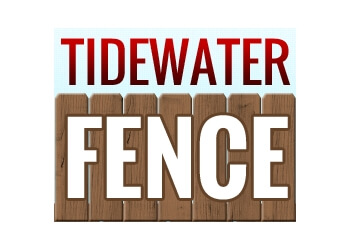 Hampton fencing contractor Tidewater Fence