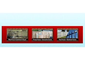 Hampton fencing contractor Tidewater Fence