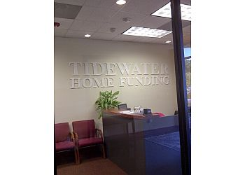 Newport News mortgage company Tidewater Home Funding