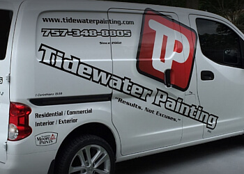 Chesapeake painter Tidewater Painting