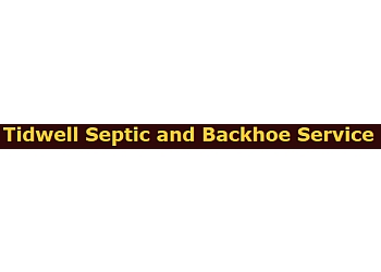 Garland septic tank service Tidwell Septic and Backhoe Service