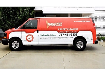 Norfolk carpet cleaner TidyMAX Carpet Cleaning