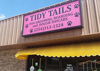 Waco pet grooming Tidy Tails Dog Grooming & Boarding