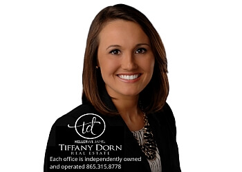 Knoxville real estate agent Tiffany Dorn