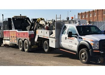 Lubbock towing company Tiger Towing & Transportation
