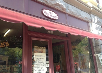 Riverside gift shop Tiggy-Winkles