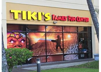 Honolulu amusement park Tiki's Family Fun Center