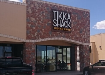 Lubbock indian restaurant Tikka Shack