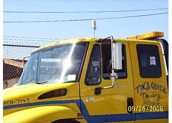 Las Vegas towing company Tik's Quick Towing