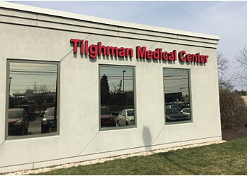 Allentown urgent care clinic Tilghman Medical Center