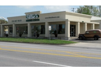 Wichita florist Tillie's Flowers Shop