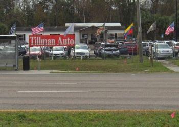 Jacksonville used car dealer Tillman Auto