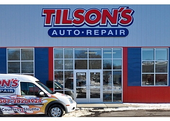 Rochester car repair shop Tilson's Auto Repair