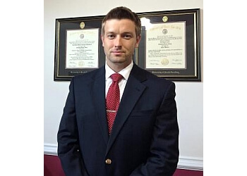 Charleston criminal defense lawyer Tim Amey