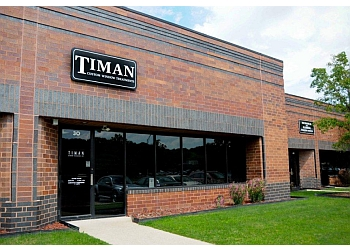 Cleveland window treatment store Timan Custom Window Treatments