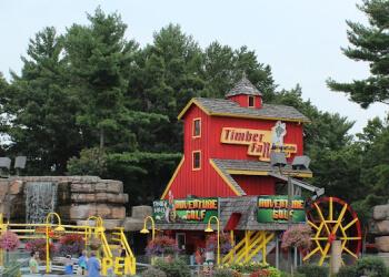 Madison amusement park Timber Falls Adventure Park