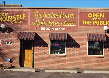 Colorado Springs upholstery Timberline Foam & Upholstery Supply