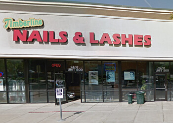 Fort Collins nail salon Timberline Nails and Lashes