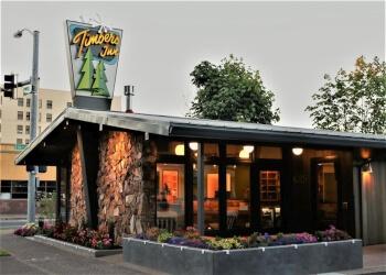 Eugene hotel Timbers Motel
