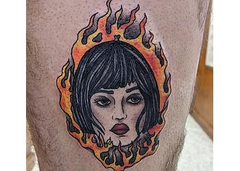 Atlanta tattoo shop Timeless Tattoo