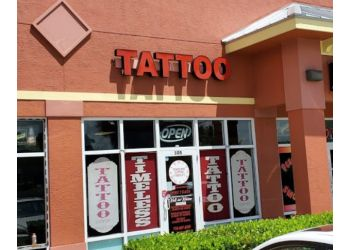 Port St Lucie tattoo shop Timeless Tattoo Co