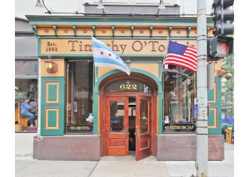 Chicago sports bar Timothy O'Toole's pub