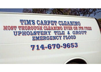 Fullerton carpet cleaner Tim's Carpet Cleaning