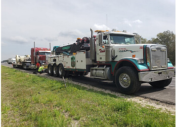 Savannah towing company Tim's Towing & Recovery