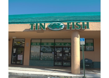 Port St Lucie seafood restaurant Tin Fish