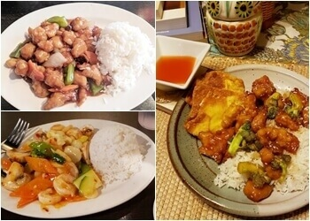 Cedar Rapids chinese restaurant Ting's Red Lantern