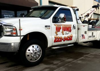 Honolulu towing company Tip Tows