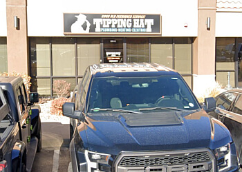 Lakewood plumber Tipping Hat Plumbing, Heating & Electric