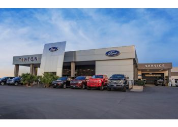 Brownsville car dealership Tipton Ford Brownsville