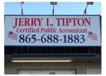 Knoxville accounting firm Jerry Tipton CPA