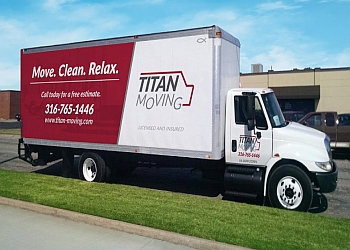 Wichita moving company Titan Moving