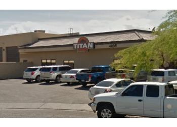 Las Vegas roofing contractor Titan Roofing