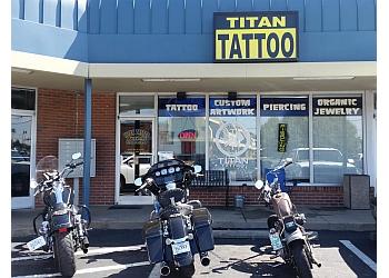 Nashville tattoo shop Titan Tattoo