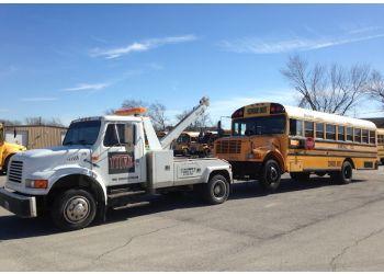 Arlington towing company Titan Towing