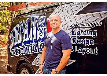 Memphis electrician Titans Electrical, Inc.