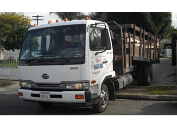 Chula Vista junk removal Titos Hauling Services