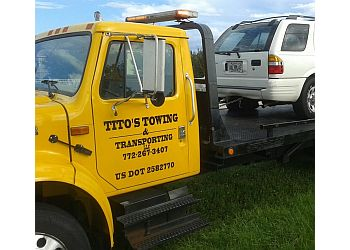 Port St Lucie towing company TITO'S TOWING & TRANSPORTING LLC