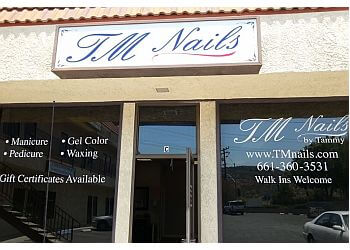 Santa Clarita nail salon Tm Nails
