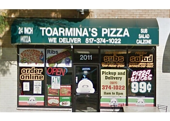 Lansing pizza place Toarmina's Pizza
