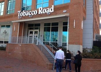Durham sports bar Tobacco Road