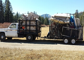 Reno junk removal Tobey's Junk Hauling