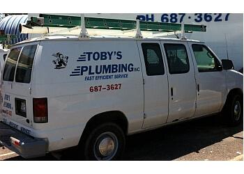 McAllen plumber Toby'S Plumbing, Inc.